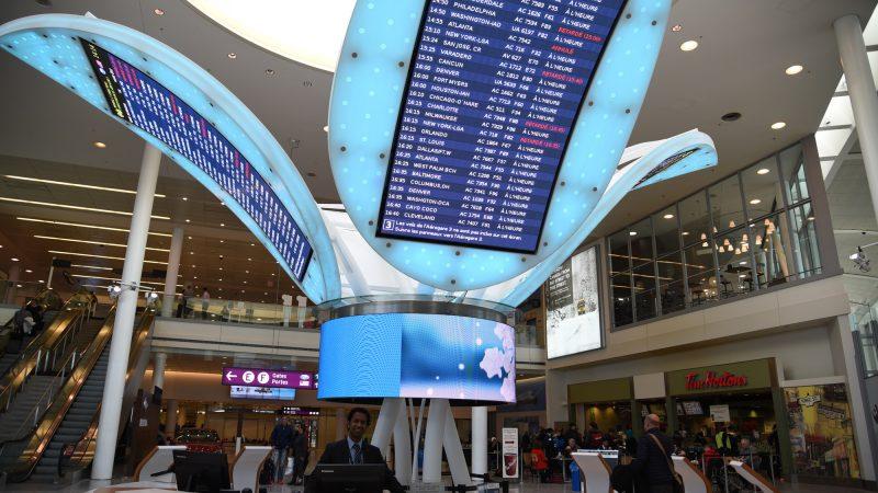 Пирсон: компьютерные обновления стали причиной задержек рейсов