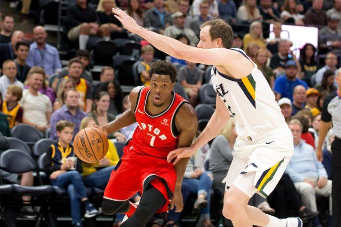 Toronto Raptors: девятая победа