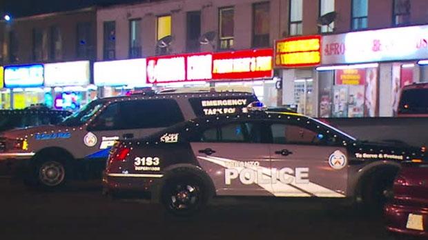 Стрельба в Торонто. Один человек ранен