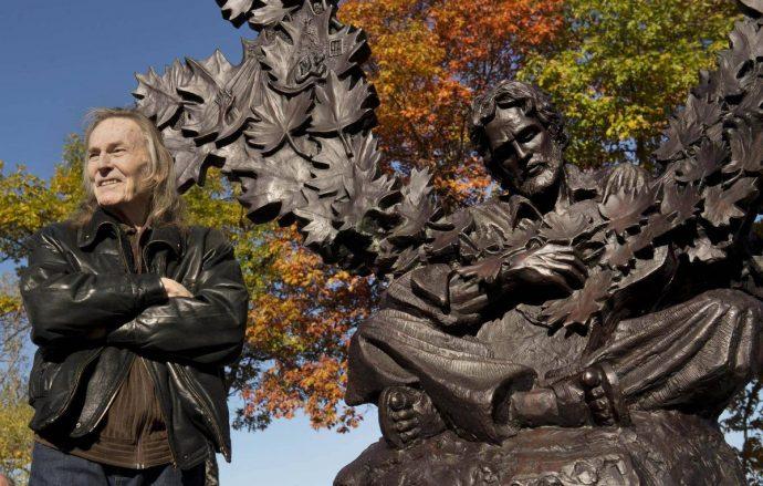 Легенда канадского фолка Гордон Лайтфут справляет 80-летие