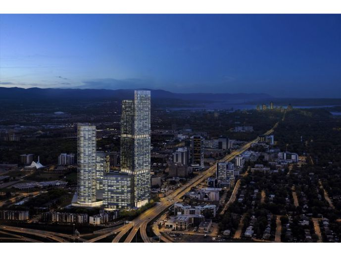 Построят ли в Квебек-сити настоящий небоскреб?
