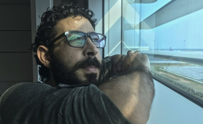 Сириец, проживший 8 месяцев в малайском аэропорту, едет в Канаду