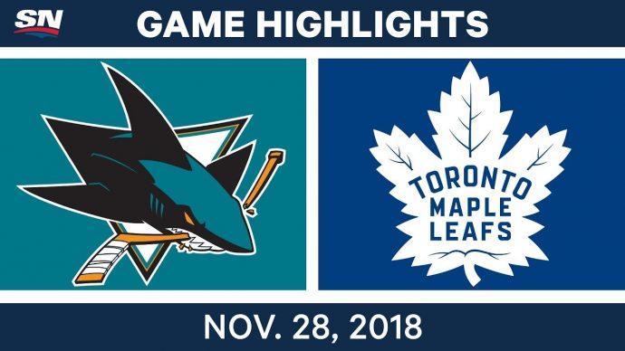 Toronto Maple Leafs: Мэттьюз вернулся и забил дважды