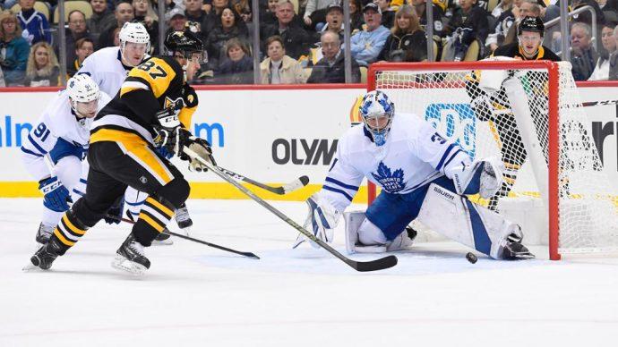 Toronto Maple Leafs: шесть подряд побед в гостях