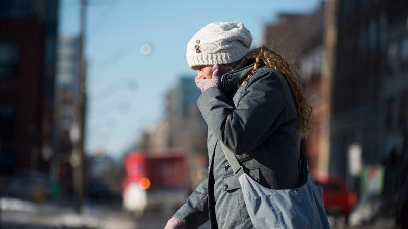 В среду к вечеру в Торонто похолодает, а ночью ожидается сильный мороз