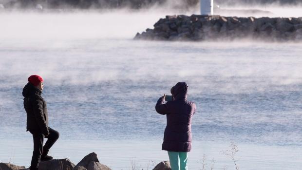 Зима в Канаде. Онтарио и Квебек будут долго ждать весны