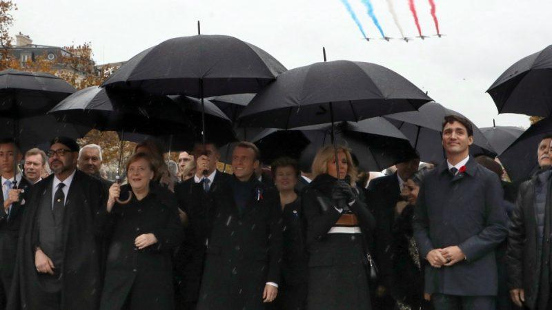 День Поминовения: 100 лет после окончания Первой Мировой