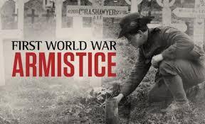 В предстоящие выходные отмечается 100-летие со дня окончания Первой Мировой войны