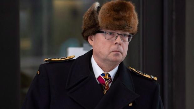 Канадский адмирал разбалтывал корпорации секреты целый год?