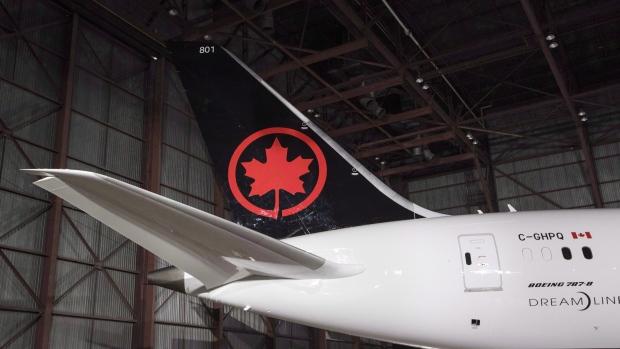 Рейс Air Canada приземлился в Сент-Джонсе вместо Цюриха