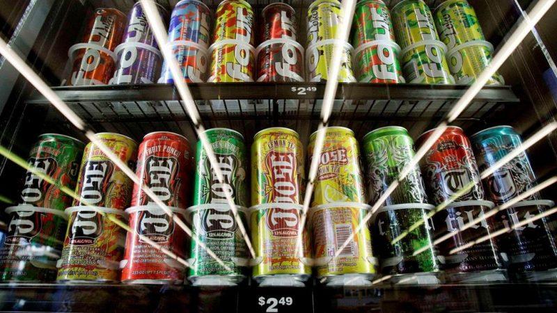 Канадский Минздрав понижает крепость алкогольных лимонадов