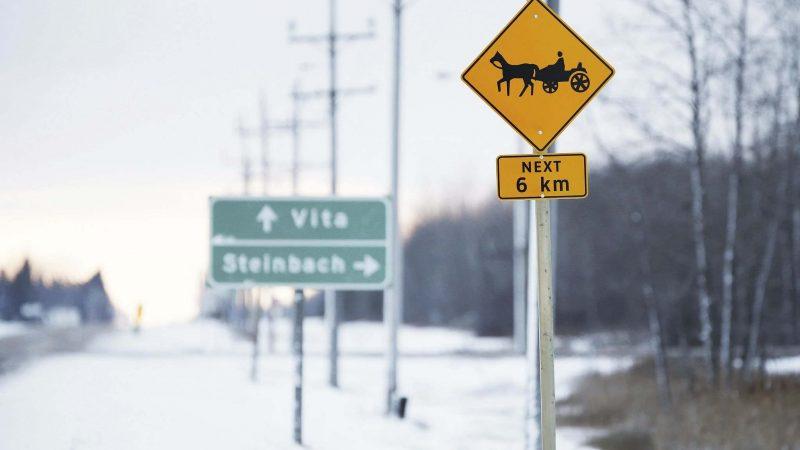 Канадские амиши едут осваивать прерии