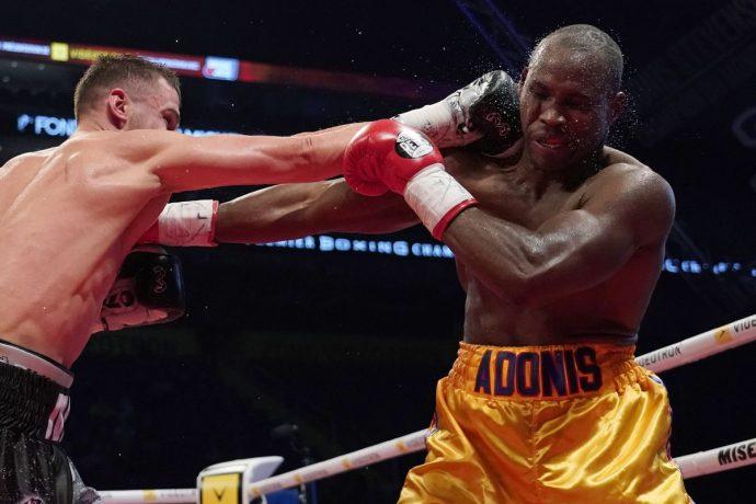 Экс-чемпион по боксу Адонис Стивенсон вышел из комы?