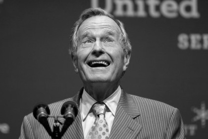 Канадские политики выражают соболезнования в связи с кончиной Джорджа Буша