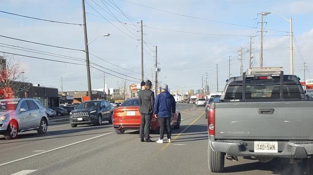Нападающие Toronto Maple Leafs попали в автомобильную аварию