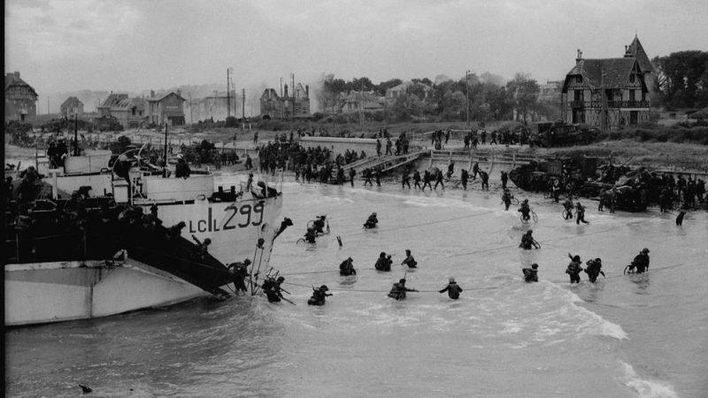 Новый «туни» отметит 75-летие открытия Второго фронта