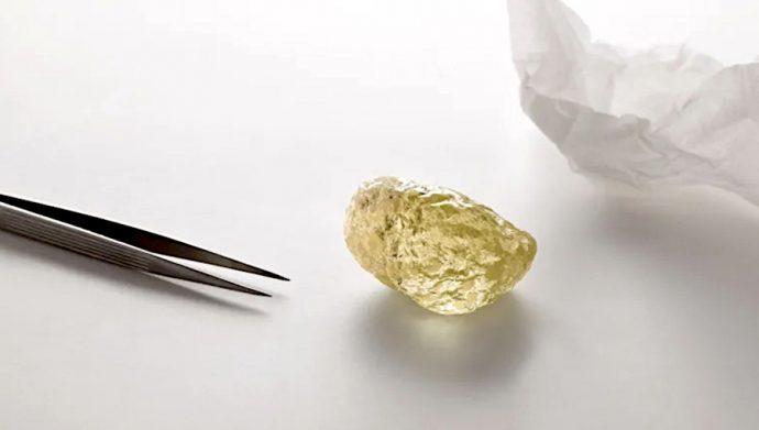 Канадский алмаз оказался рекордным для Северной Америки