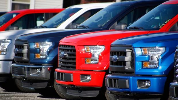 Ford отзывает пикапы серии F в Канаде и США