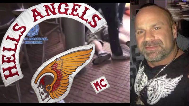 «Ангелы Ада» хоронят убитого байкера в Канаде
