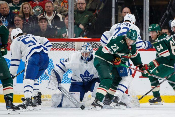 Toronto Maple Leafs: победа в гостях над «Миннесотой»