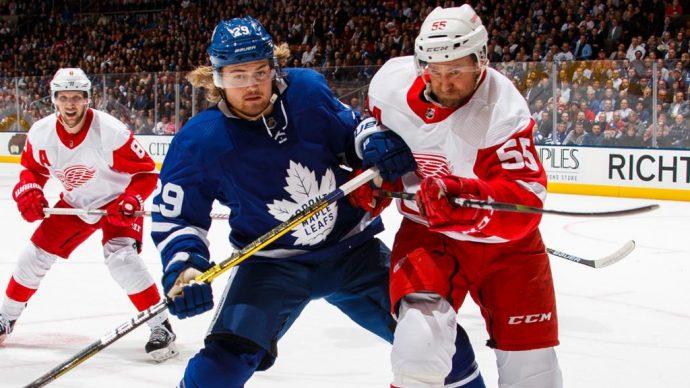 Toronto Maple Leafs выпустили на лед Нюландера и проиграли в овертайме