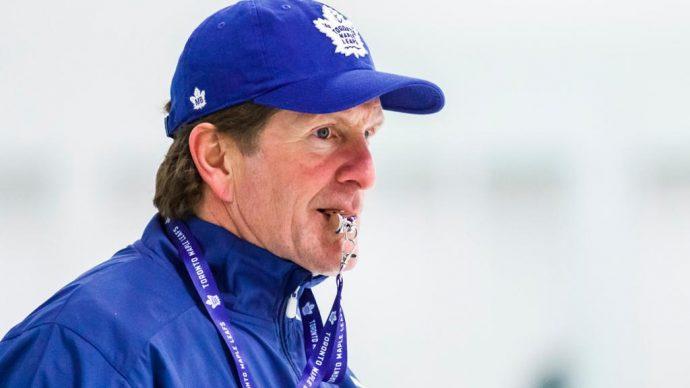 Toronto Maple Leafs разгромили Devils после двух подряд поражений