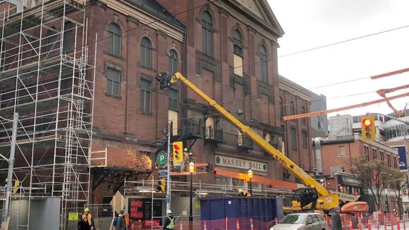 Правительство Онтарио добавит на ремонт Месси Холла $30 миллионов