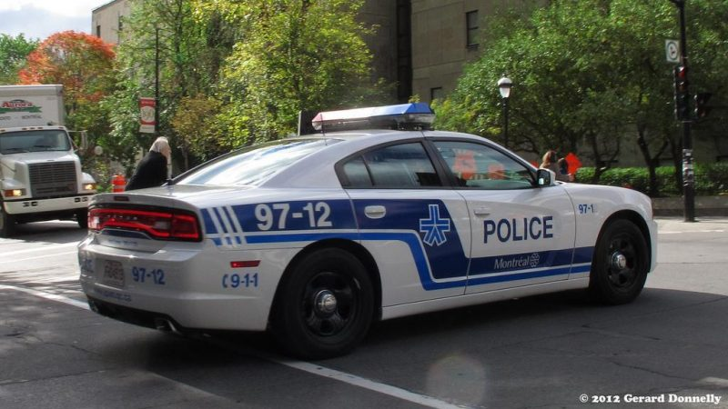 Житель Квебека оштрафован за матерщину