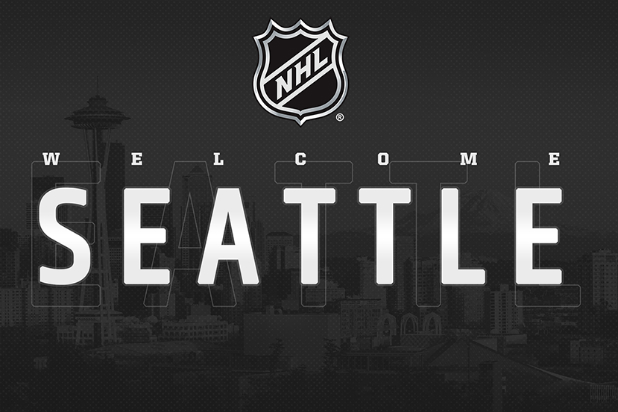 Сиэтл создает команду Национальной Хоккейной Лиги