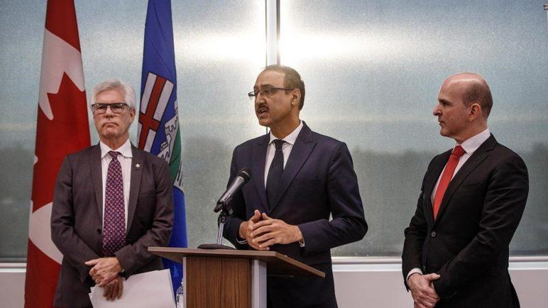 Правительство Канады выделяет на помощь нефтяной Альберте $1.6 миллиарда