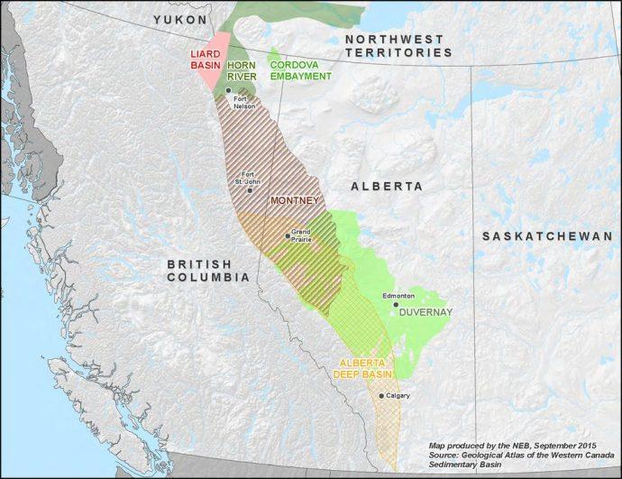 В землетрясениях на западе Канады виновата сланцевая нефть