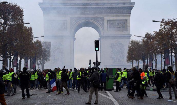 «Париж открыт, но мне туда не надо»?.