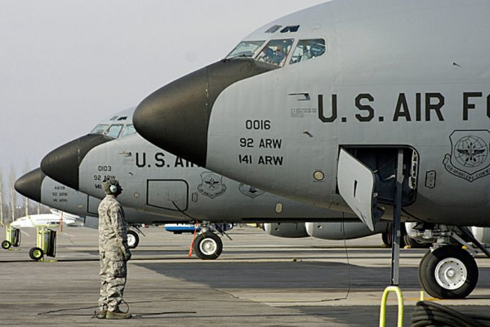 Самолет ВВС США совершил незапланированную посадку в Галифаксе