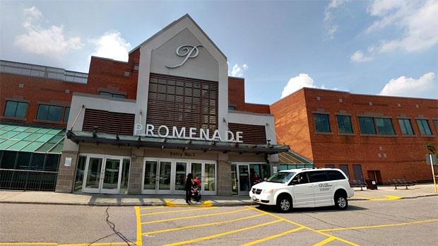 Жителей беспокоит судьба Promenad Mall в Торнхиле