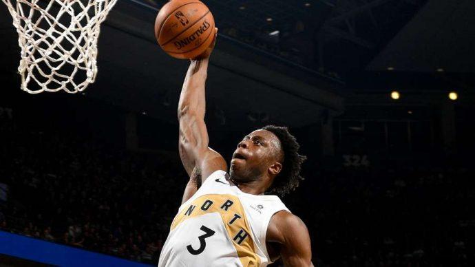 Toronto Raptors: победа над Cavaliers