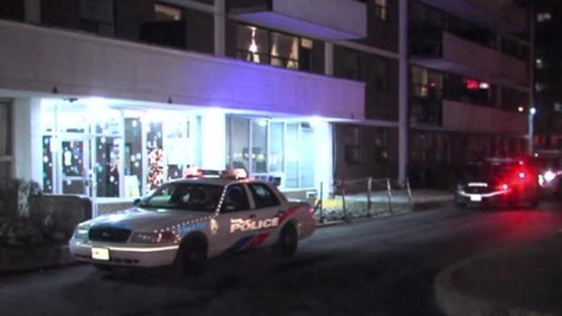 Стрельба на востоке Торонто. Один человек ранен