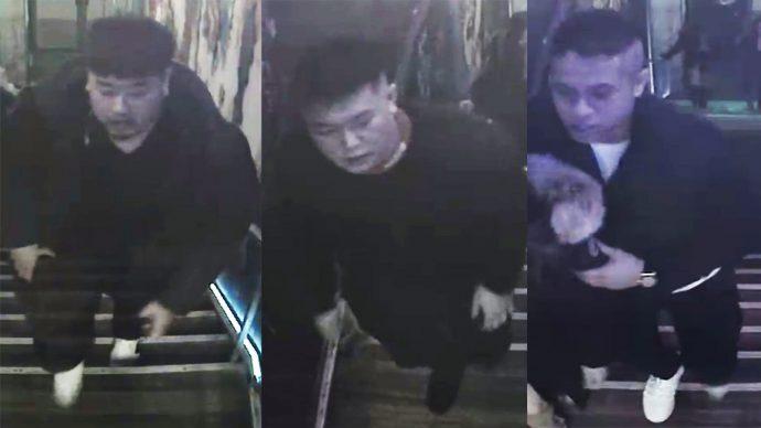 Вооруженное ограбление в Торонто