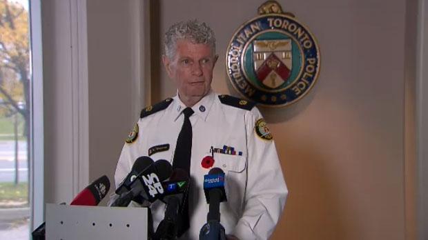 Страсти по комиссару. Тавернер вернулся в полицию Торонто