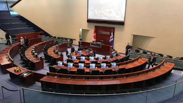 Бюджет городских советников Торонто на официальные расходы увеличен вдвое
