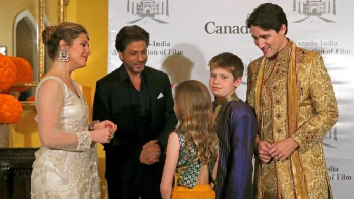 История с визитом Трюдо в Индию снова волнует прессу