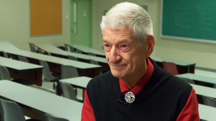 Первокурсник в 81 год и с Альцгеймером