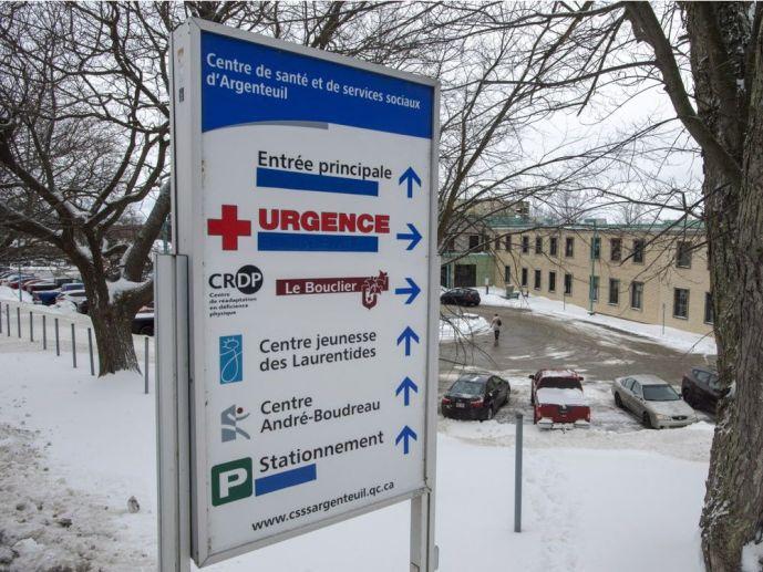 В Квебеке приказали убрать надпись «Emergency» по-английски