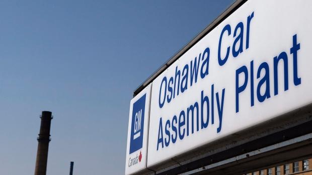 Канадские профсоюзы прервали кампанию против GM из-за изменения климата переговоров