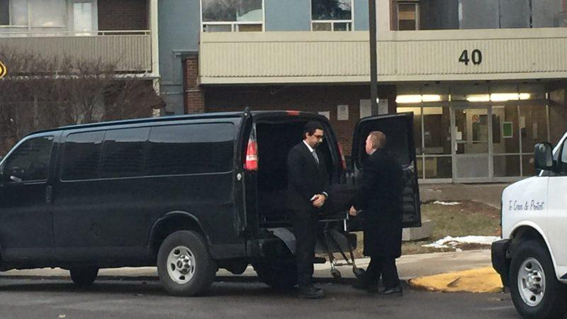Арестован подозреваемый в первом убийстве года в Торонто