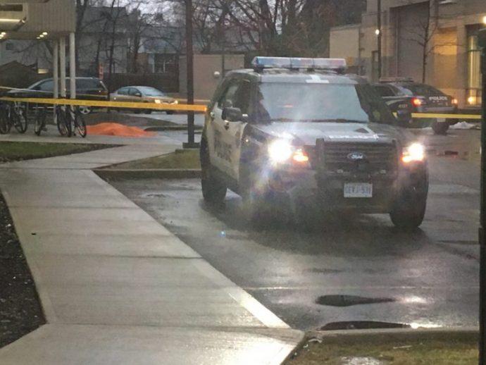 Двойное убийство в Торонто