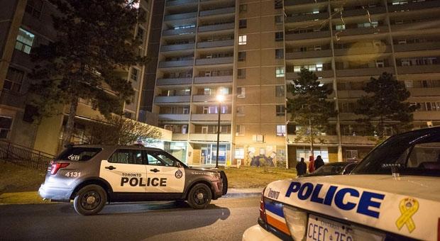 Первое убийство года в Торонто