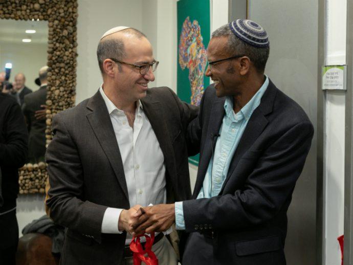 Монреалец стал спонсором центра изучения эфиопского еврейства в Израиле