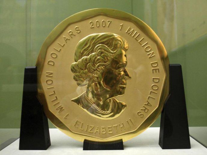Процесс о канадской монете в $6 000 000