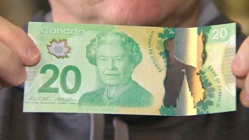 Осторожно, поддельные канадские купюры!