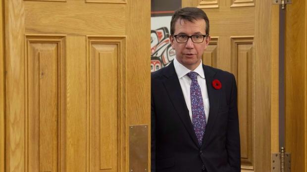 Президент канадского казначейства уходит из политики
